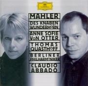 MAHLER - Abbado - Des Knaben Wunderhorn (Le Cor enchanté de l'enfant), d