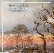 RIES - Griffiths - Symphonie n°5 op.112