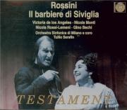 ROSSINI - Serafin - Il barbiere di Siviglia (Le barbier de Séville)