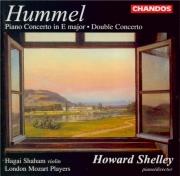 HUMMEL - Shaham - Concerto pour piano n°4 en mi majeur op.110