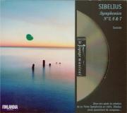 SIBELIUS - Saraste - Symphonie n°3 op.52