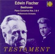 BEETHOVEN - Fischer - Concerto pour piano n°3 en ut mineur op.37