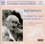 BEETHOVEN - Toscanini - Symphonie n°2 op.36