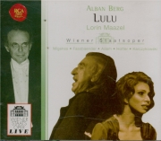 BERG - Maazel - Lulu (live Wiener Staatsoper 24 - 10 - 1983) live Wiener Staatsoper 24 - 10 - 1983