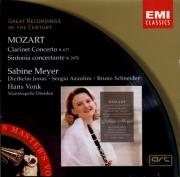 MOZART - Meyer - Concerto pour clarinette et orchestre en la majeur K.62