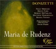 DONIZETTI - Parry - Maria de Rudenz