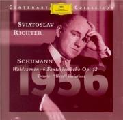 SCHUMANN - Richter - Marche pour piano n°2 en sol mineur op.76 n°2