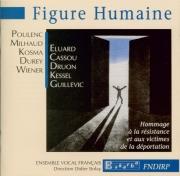 Figure humaine (Résistance & Déportation)