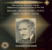 Arturo Toscanini Edition Vol.4