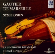 GAUTIER DE MARSEILLE - Reyne - Suite trio en do majeur et do mineur
