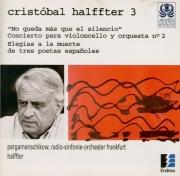Christobal Halffter 3