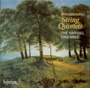 MENDELSSOHN-BARTHOLDY - Raphael Ensembl - Quintette à cordes n°1 en la m