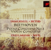 BEETHOVEN - Immerseel - Concerto pour piano n°5 en mi bémol majeur op.73