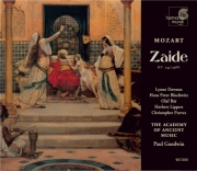 MOZART - Goodwin - Zaïde (Das Serail), singspiel en deux actes K.344 (K6