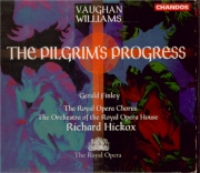 VAUGHAN WILLIAMS - Hickox - The pilgrim's progress