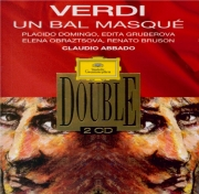 VERDI - Abbado - Un ballo in maschera (Un bal masqué), opéra en trois ac