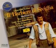 ROSSINI - Abbado - Il barbiere di Siviglia (Le barbier de Séville)