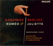 BERLIOZ - Gardiner - Roméo et Juliette op.17