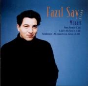 MOZART - Say - Sonate pour piano n°13 en si bémol majeur K.333 (K6.315c)