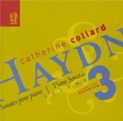 Sonates pour piano Vol.3
