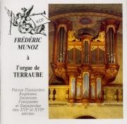 Frédéric Munoz à l'orgue de Terraube