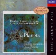 HOLST - Karajan - The Planets (Les planètes), pour orchestre op.32