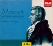 MOZART - Zacharias - Sonate pour piano n°11 en la majeur K.331 (K6.300i)