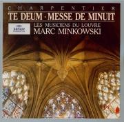CHARPENTIER - Minkowski - Te Deum H.146