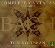 Complete Cantatas Vol.5