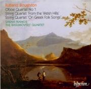 BOUGHTON - Francis - Quatuor à cordes en fa majeur