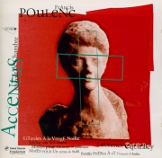 POULENC - Equilbey - Quatre motets pour le temps de Noël, pour chœur mix