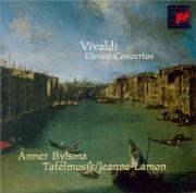VIVALDI - Lamon - Concerto pour cordes et b.c. en sol mineur RV.157
