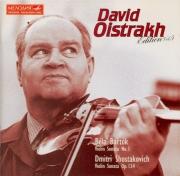 BARTOK - Oistrakh - Sonate pour violon et piano n°1 op.21 Sz.75