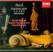 Concertos pour 1,2,3, et 4 clavecins