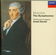 HAYDN - Dorati - Symphonies (intégrale)