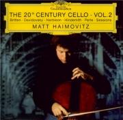 20th Century Cello Vol.2