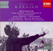 BEETHOVEN - Weissenberg - Concerto pour piano n°4 en sol majeur op.58