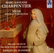 CHARPENTIER - Mandrin - Messe pour le Port-Royal H.5
