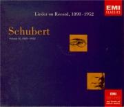 Lieder on Record 1898-1952 vol.2