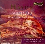 HAYDN - Hickox - Schöpfungsmesse (Messe de la création), pour solistes