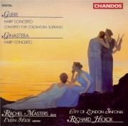 GLIERE - Masters - Concerto pour harpe et orchestre en mi bémol majeur o