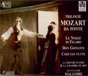 Noces + Don Giovanni + Cosi