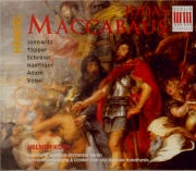 HAENDEL - Koch - Judas Maccabaeus, oratorio HWV.63