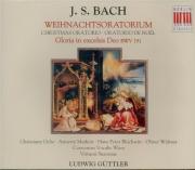 BACH - Güttler - Oratorio de Noël(Weihnachts-Oratorium), pour solistes