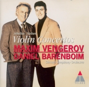 SIBELIUS - Vengerov - Concerto pour violon et orchestre op.47