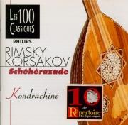 RIMSKY-KORSAKOV - Kondrashin - Shéhérazade op.35
