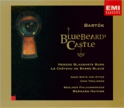 BARTOK - Haitink - Le château de Barbe-Bleue, opéra op.11 Sz.48