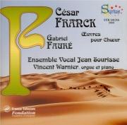 FRANCK - Sourisse - Quae est ista, offertoire pour solistes, chœur mixte