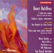 DUTILLEUX - Tortelier - Concerto pour violon 'L'arbre des songes'