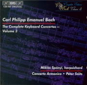 Complete Keyboard Concertos Vol.3